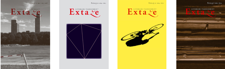 Extaze covers
